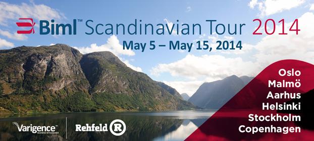 Biml Scandinavian Tour